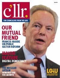 C'llr June 2011 cover image